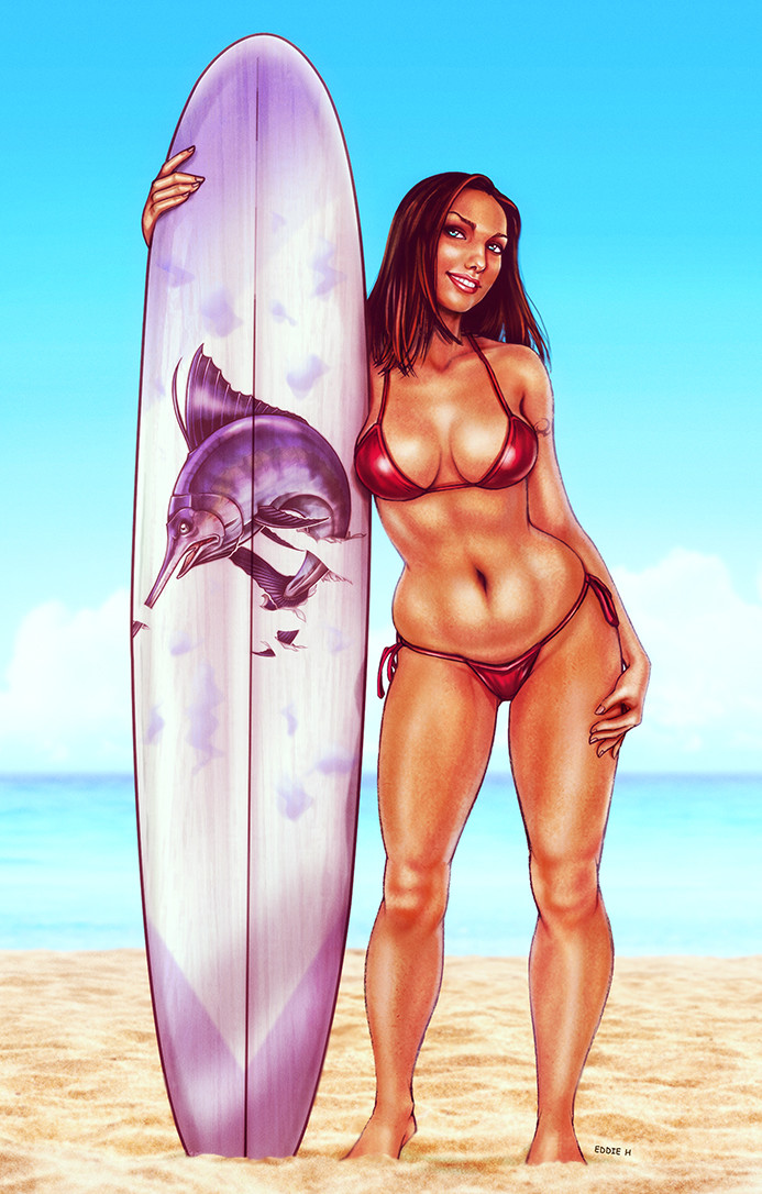 Eddie holly surfchick2