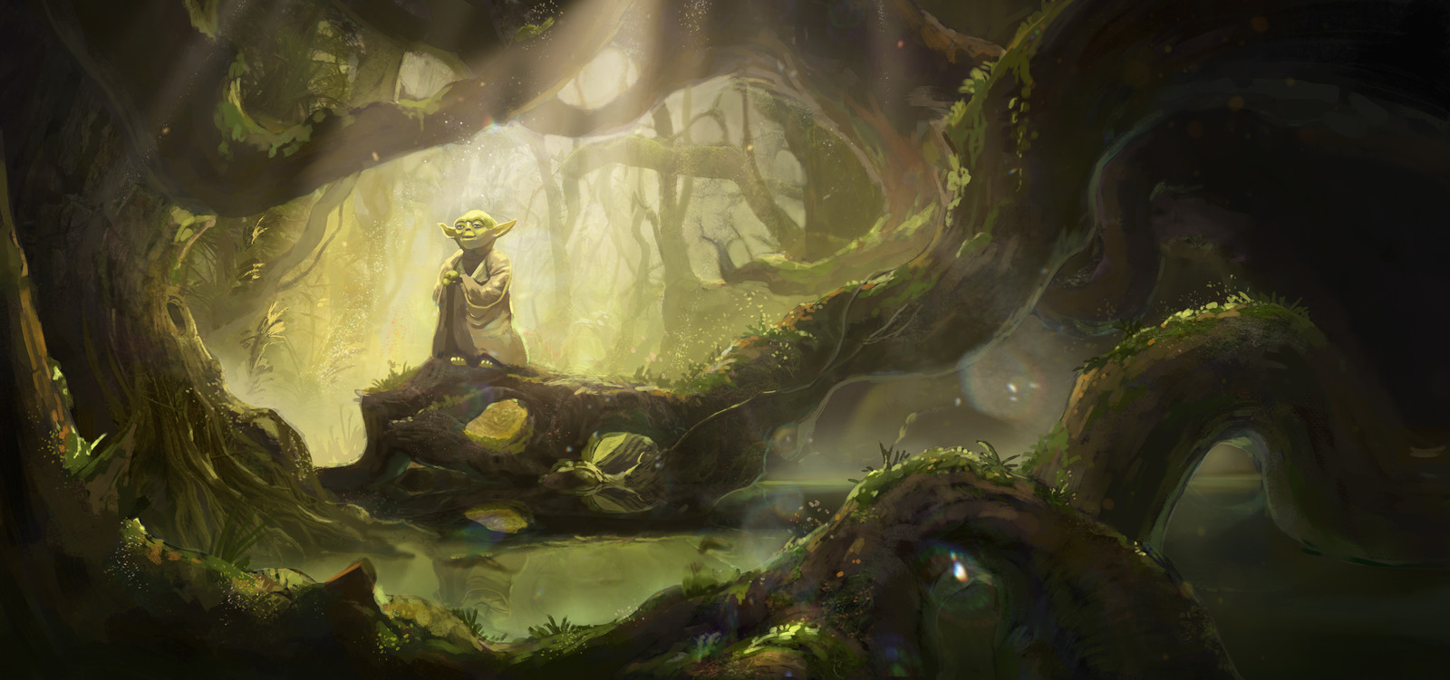 ILM Finalist- Yoda