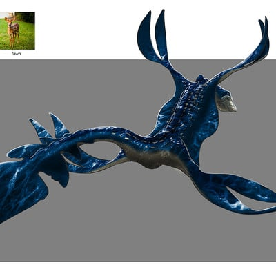 Midhat kapetanovic random creature mashup 025 whan