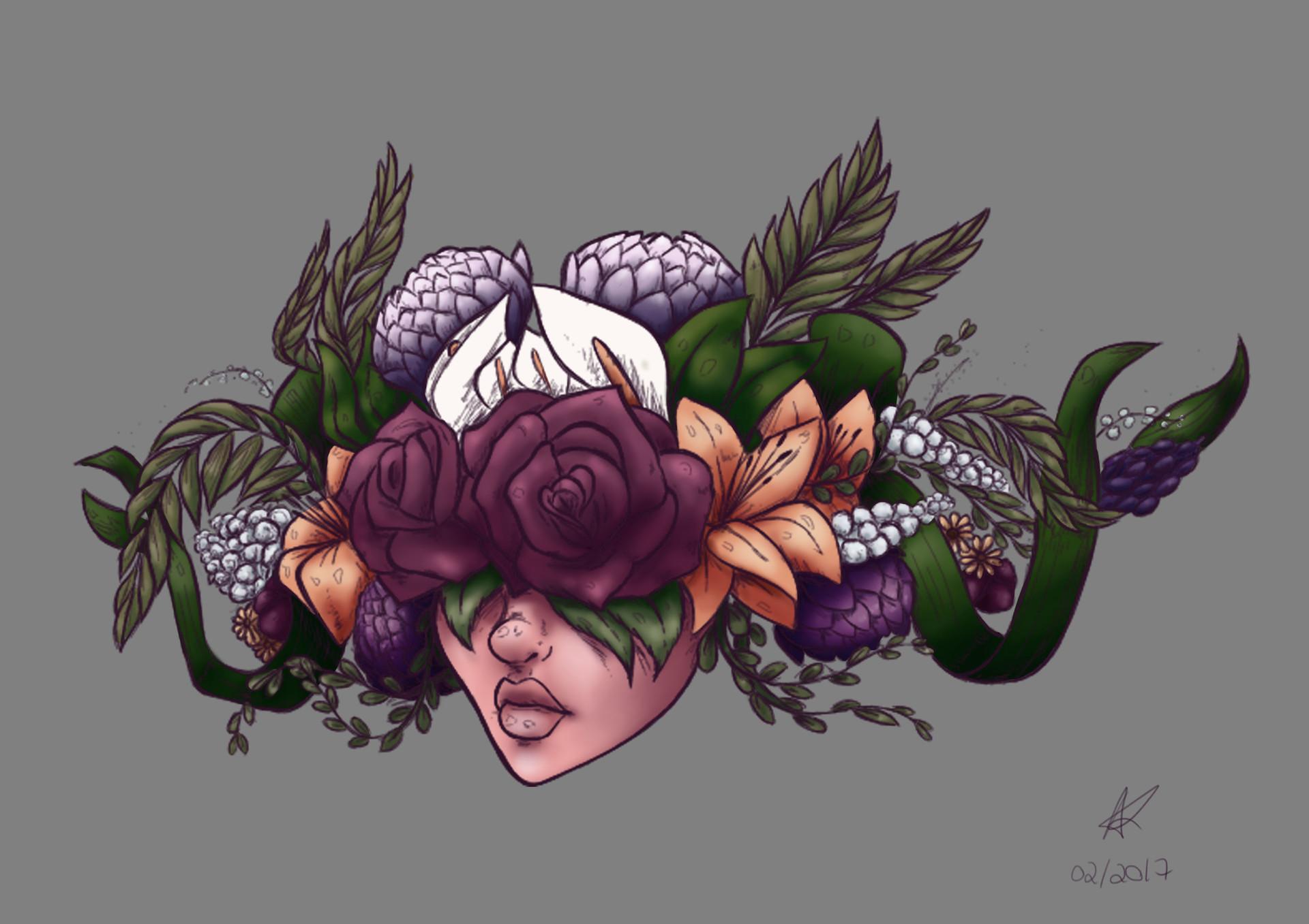 Digi nana flowers5