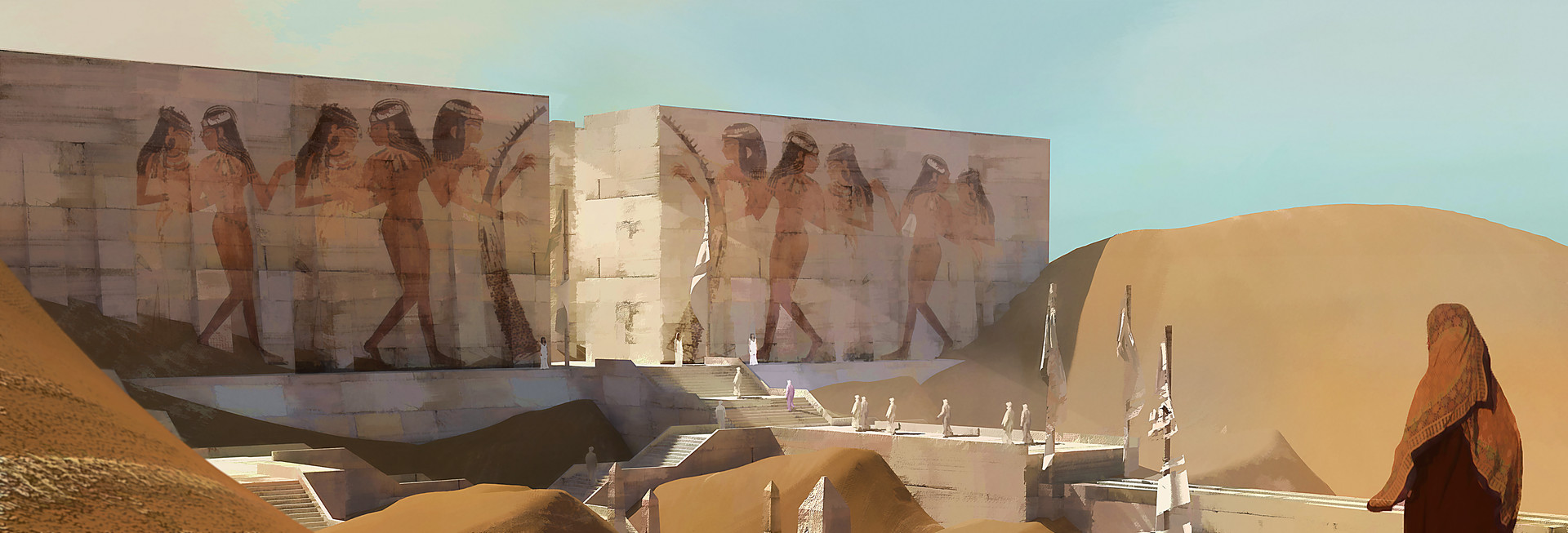 Jason cumbers sand temple final