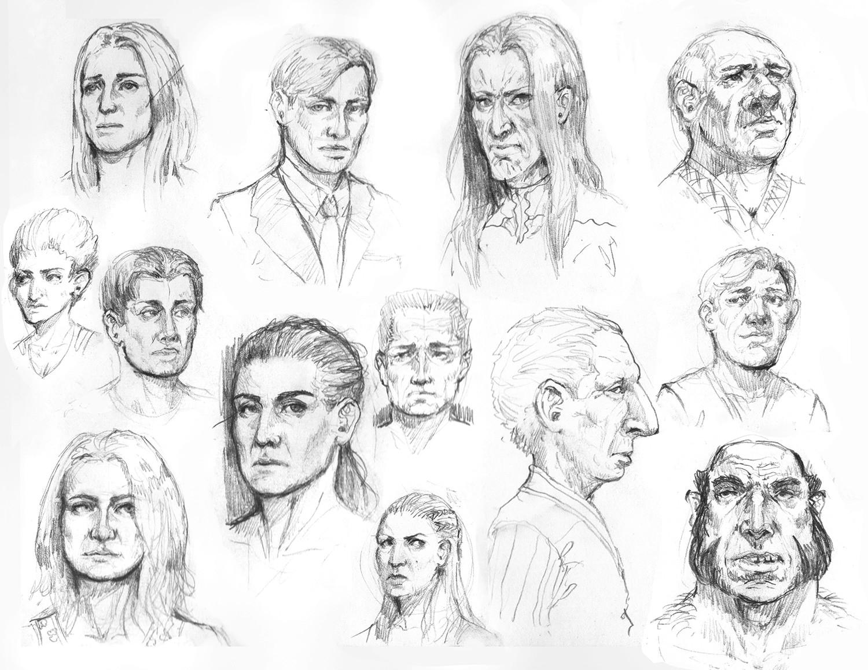 Veli nystrom sketch daily 43