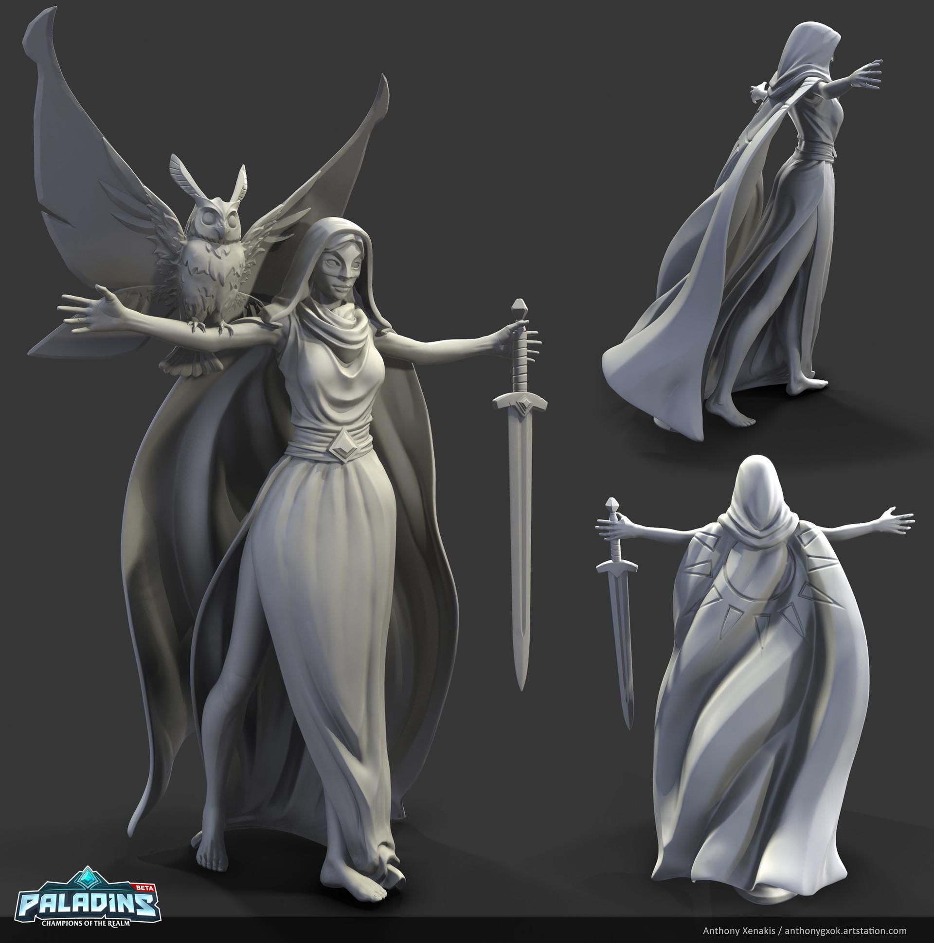 Anthony xenakis statuec renders4