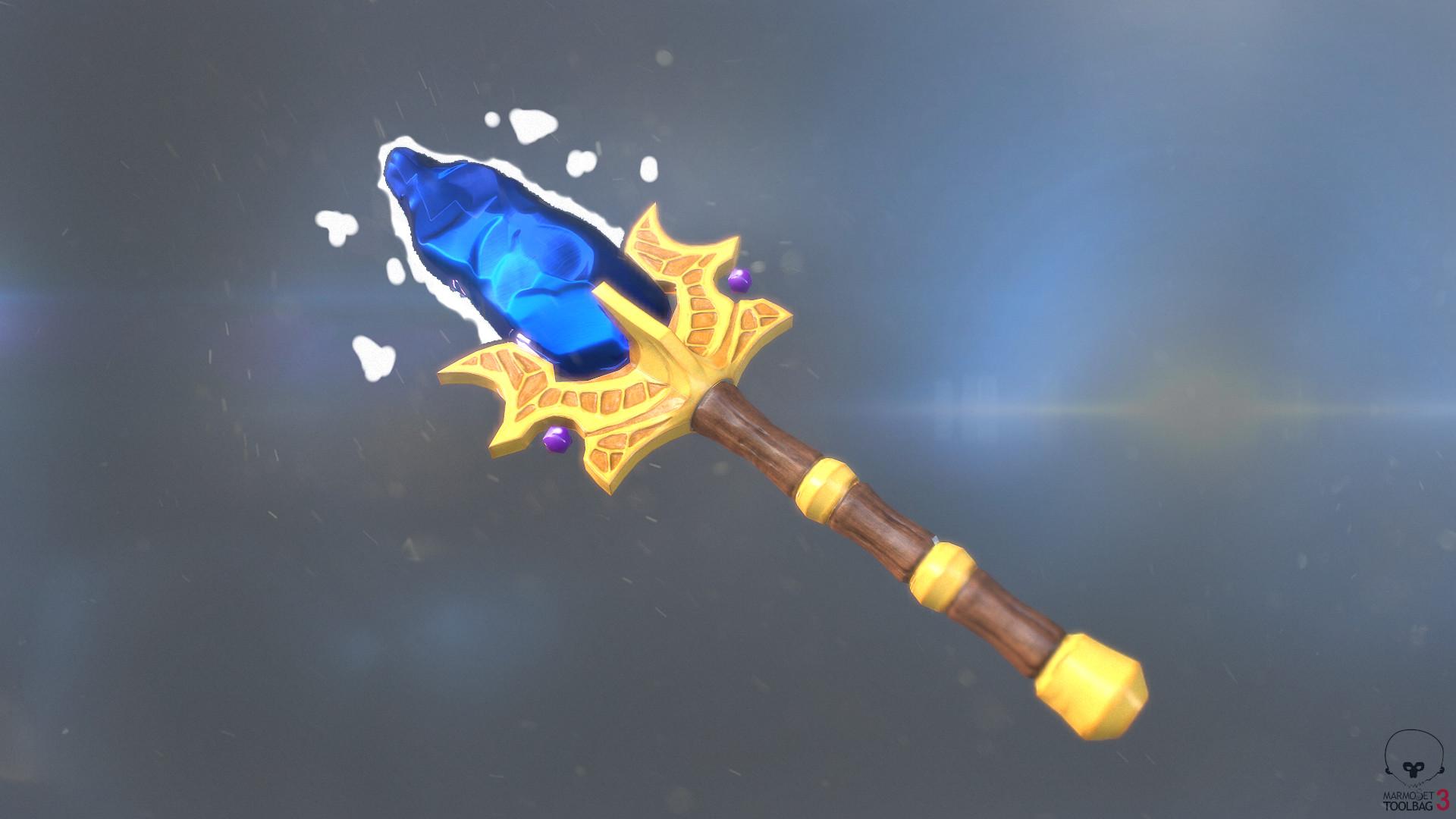 Aghanim's scepter
