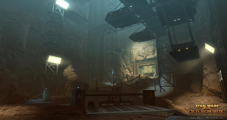 Boss monster room