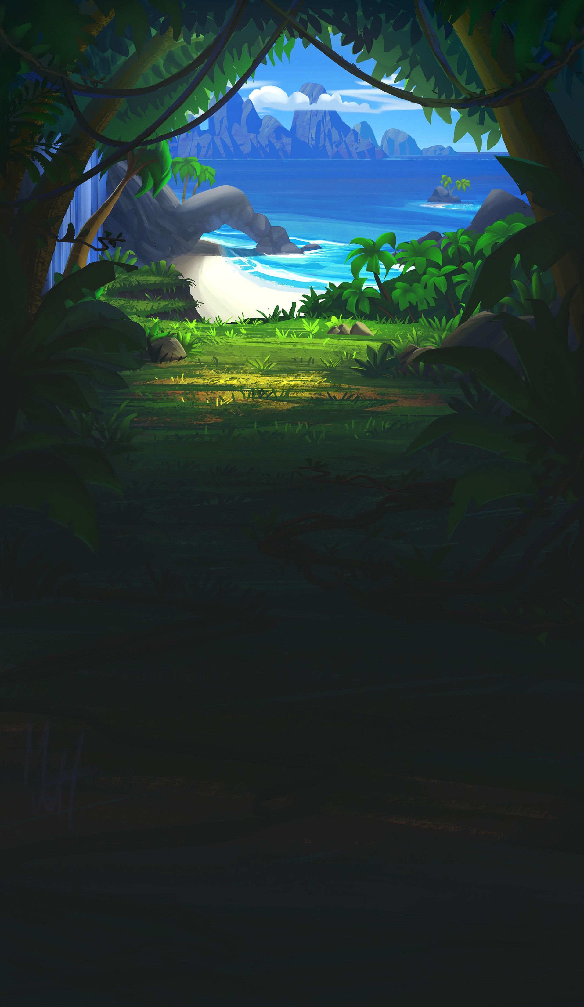Tropical Hideout