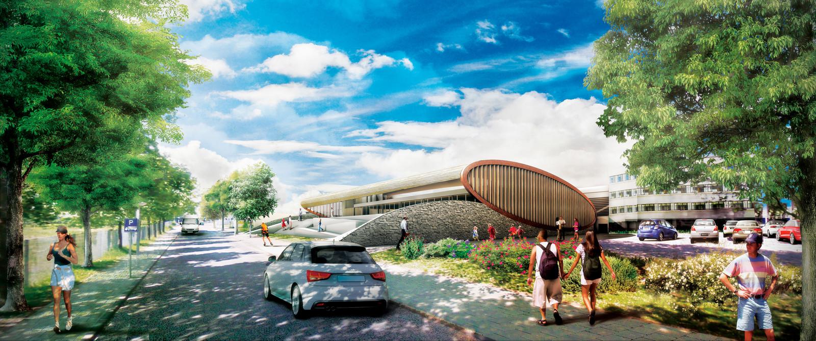 Geussel Sports Center