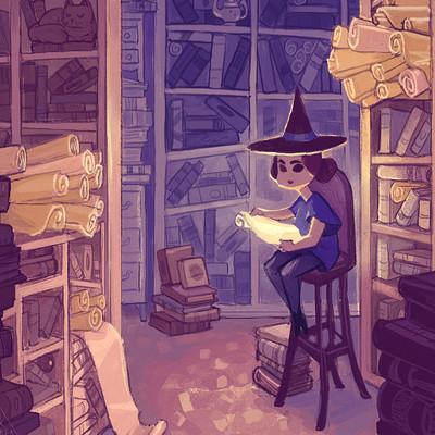Anna daviscourt library04