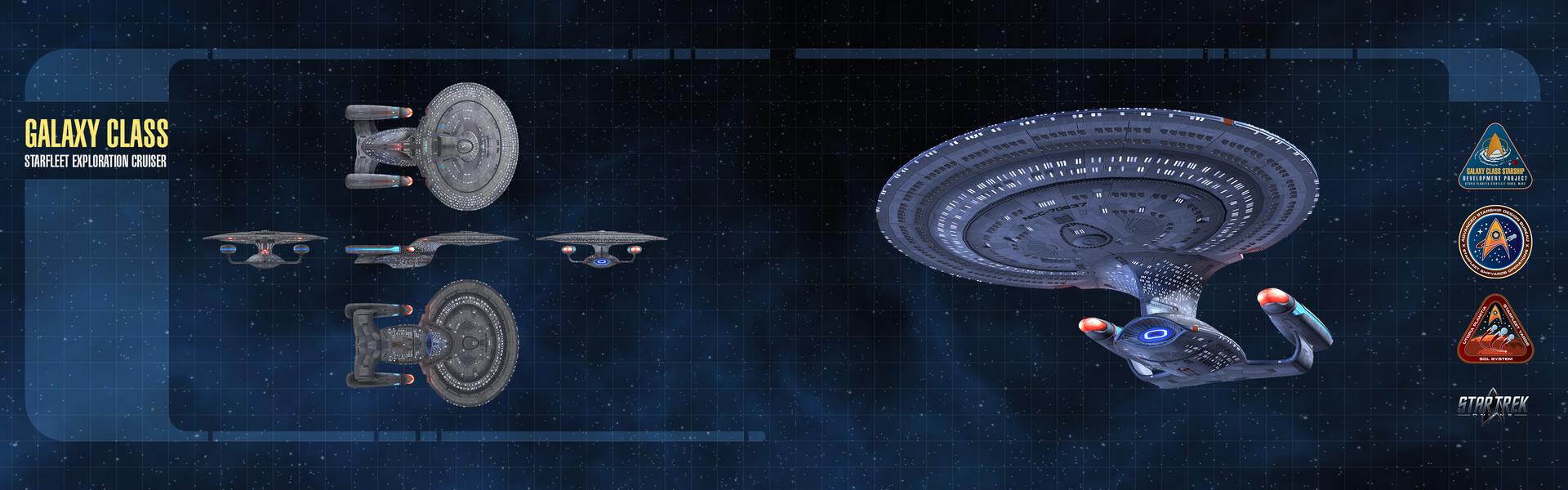 Thomas marrone wallpaper dual ship galaxy