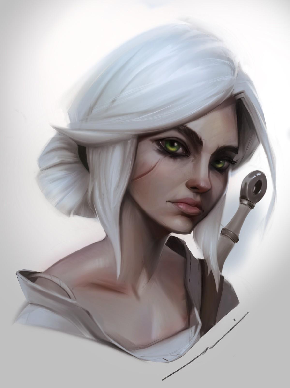 Ciri Fanart