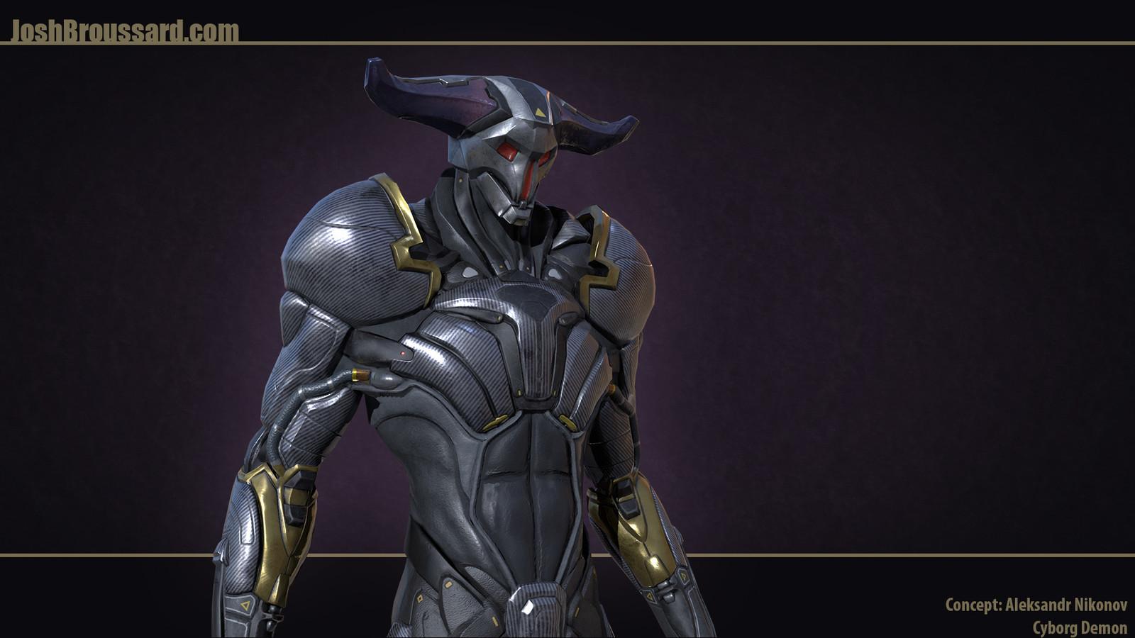 Cyborg Demon