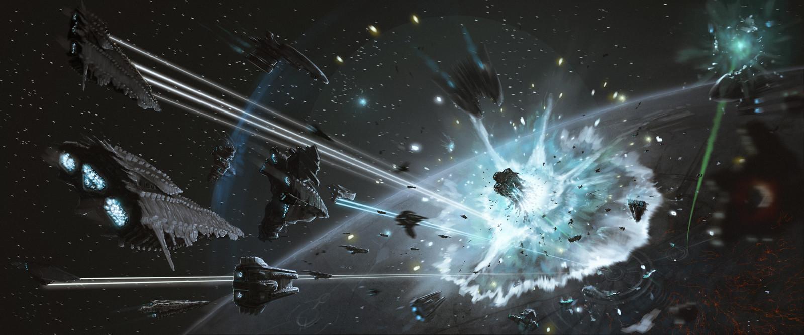 """Star Fleet """"The Invasion"""""""