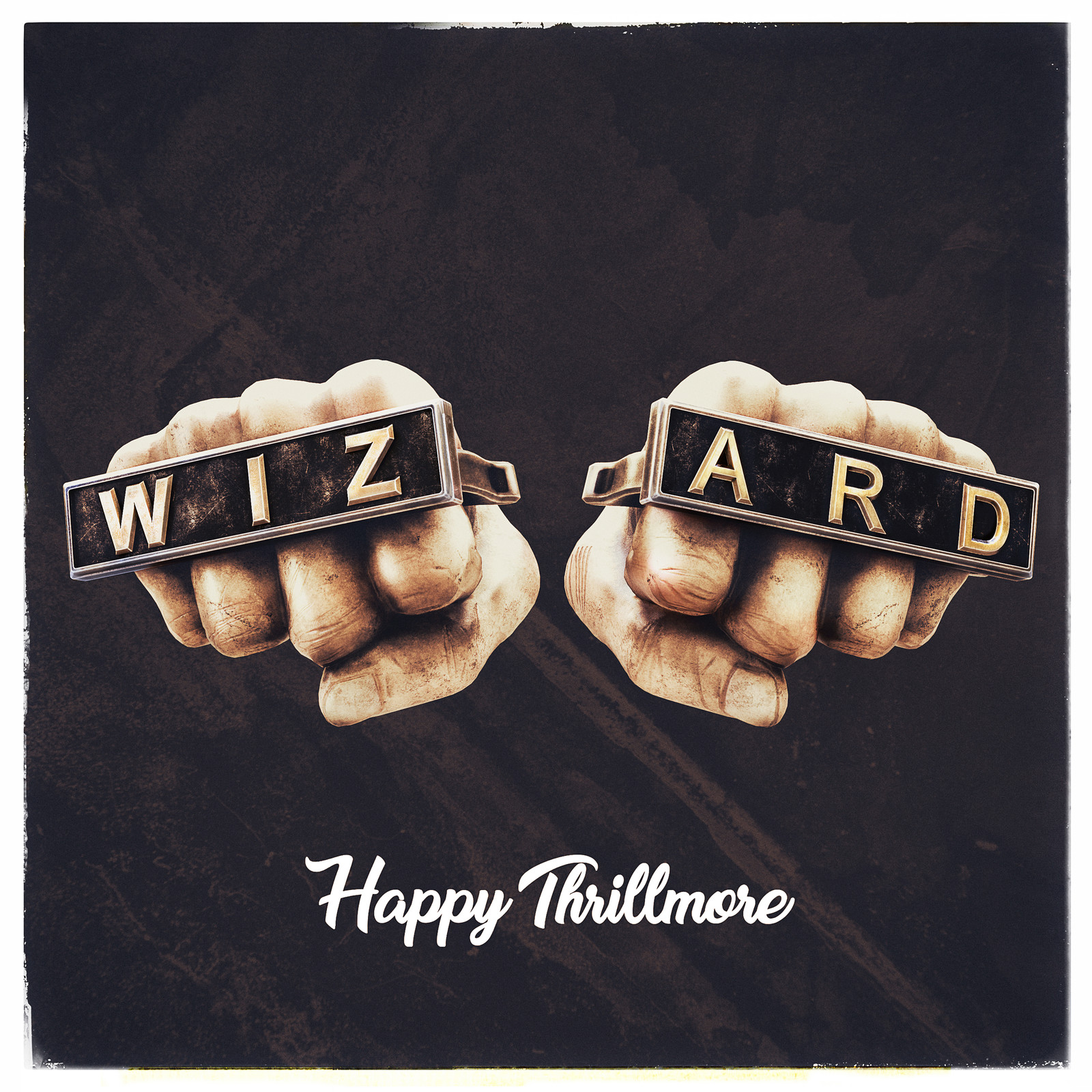 Album Cover - Wizard