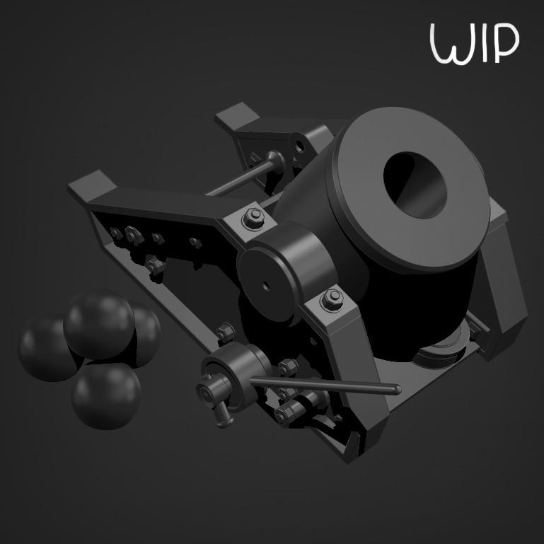 Mortar WIP
