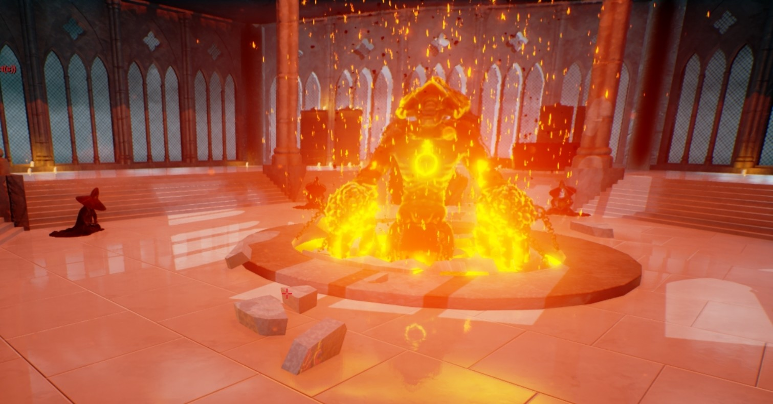 Screenshots from Unreal
