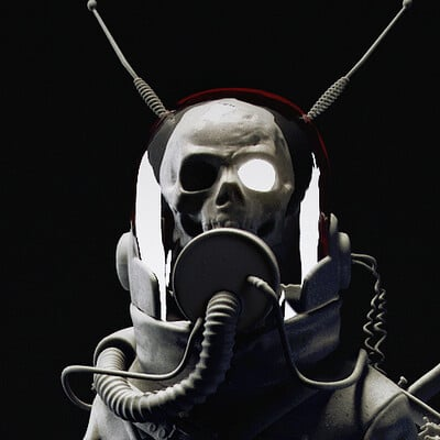 Antone magdy gas mask