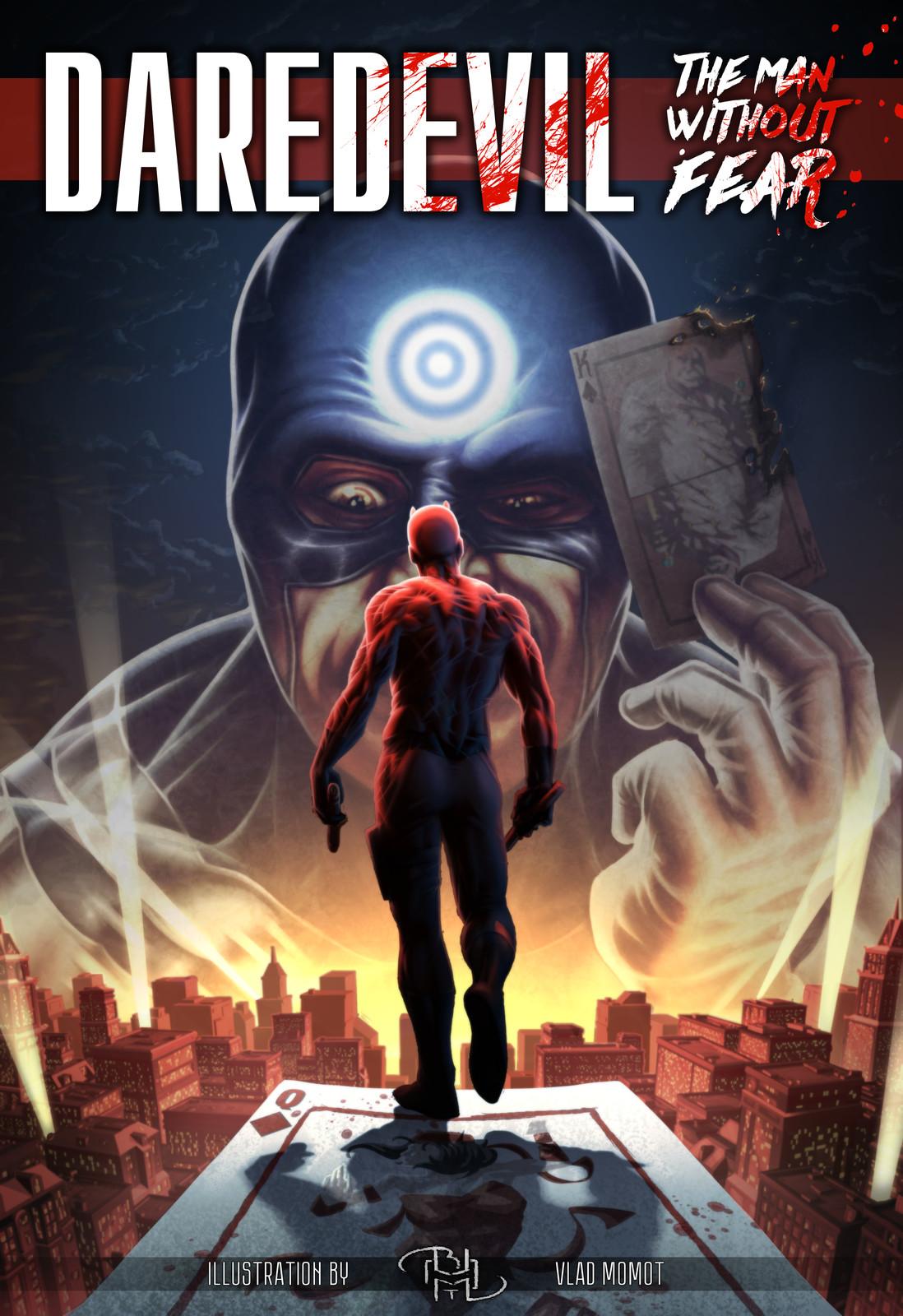 Daredevil: The king of hearts