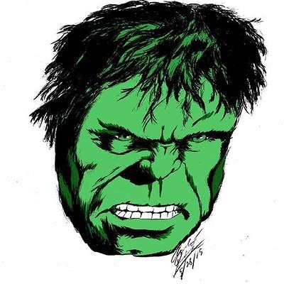 Andre smith hulk