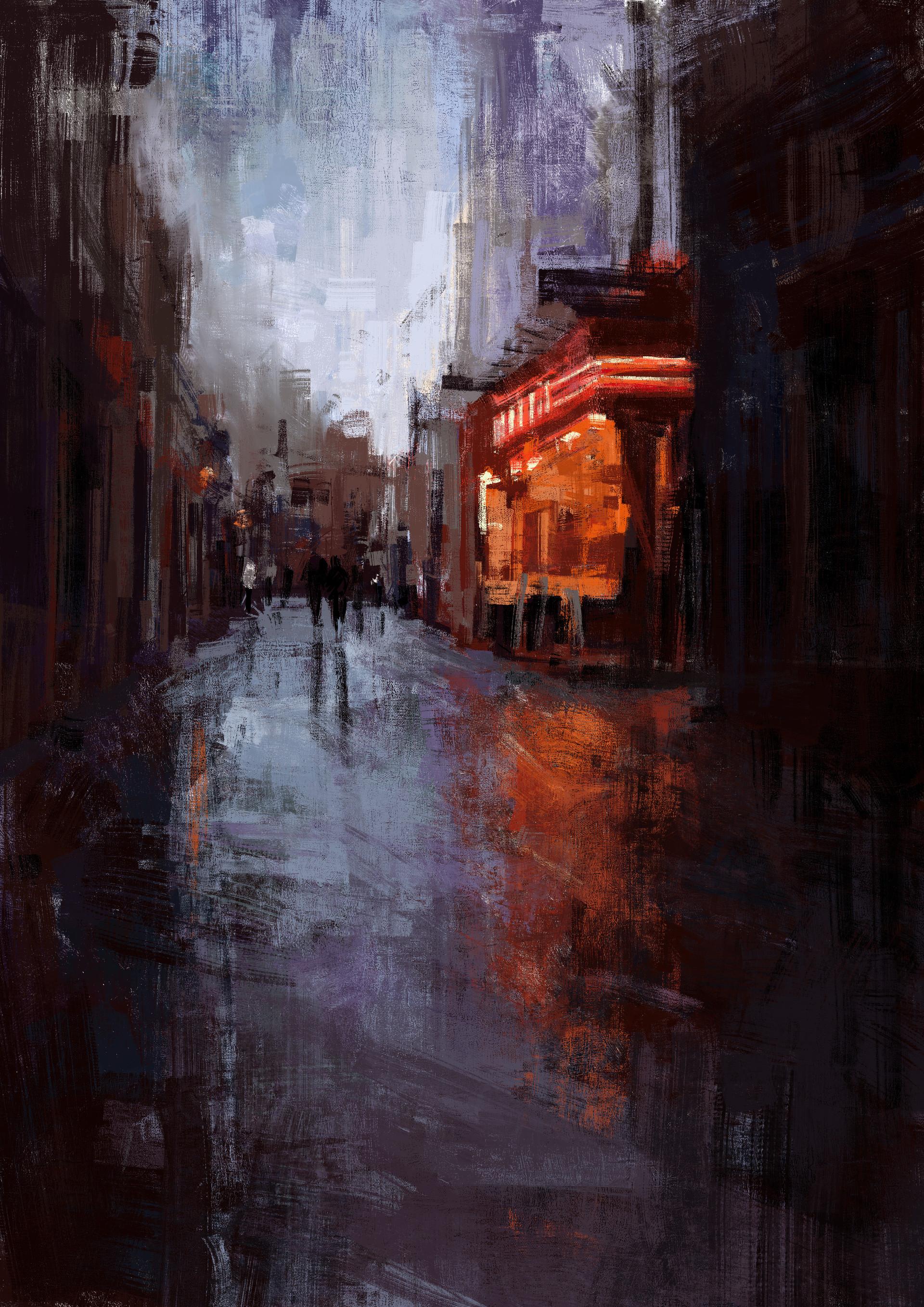Duncan halleck rue de bouchers