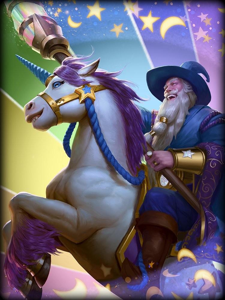 Guan Yu Wizard