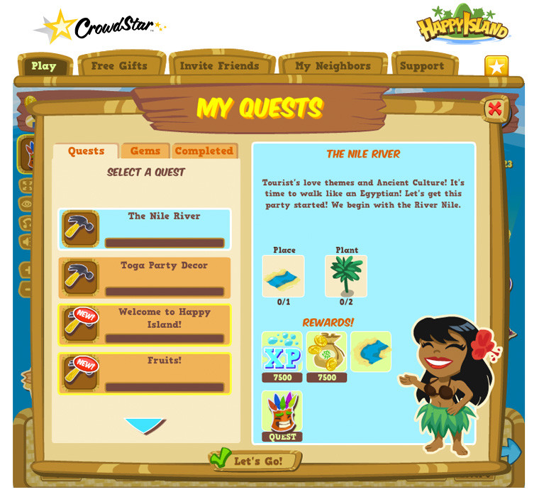 Brandon jones happyisland ui quests