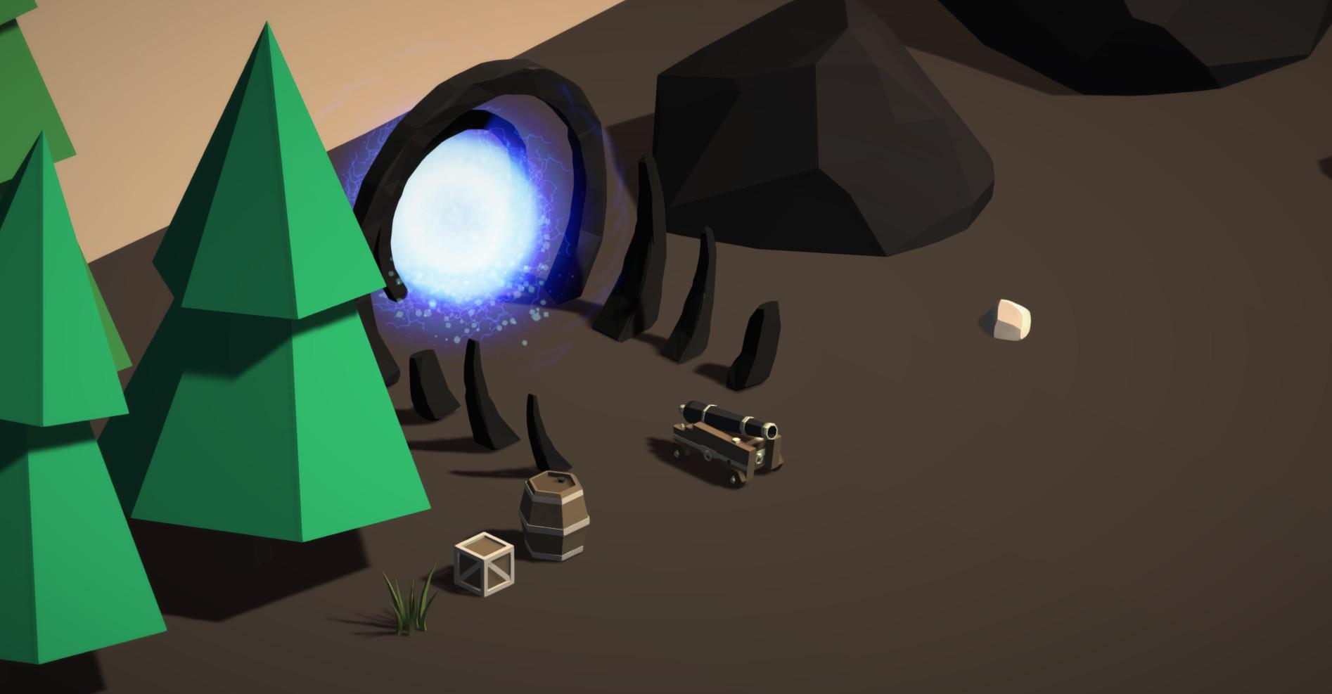 Tornado Bandits - Low Poly Free Pack - Unity Asset Store
