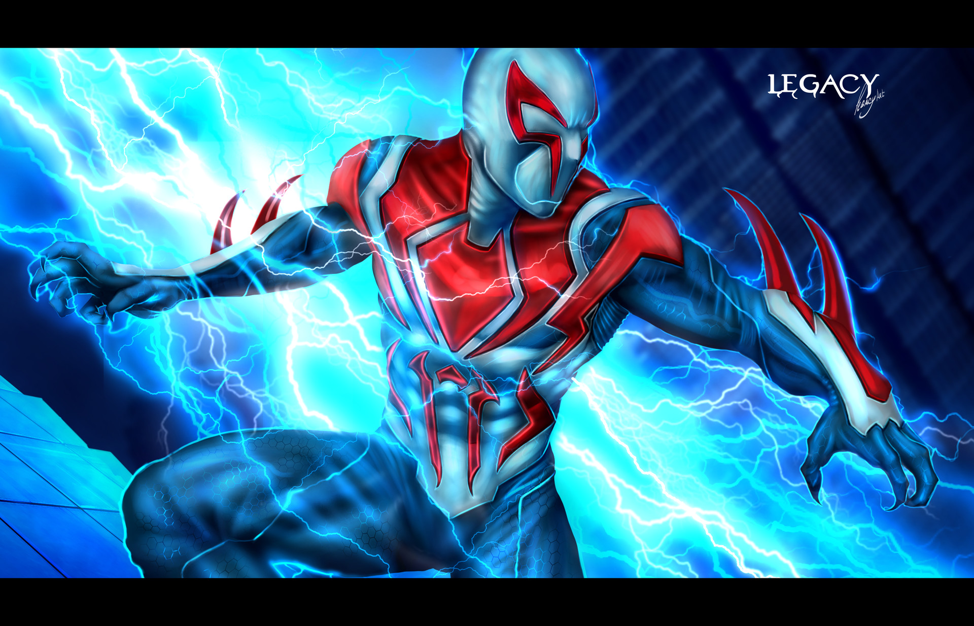 Spiderman 2099: All New All Different Spider-man 2099, Legacy