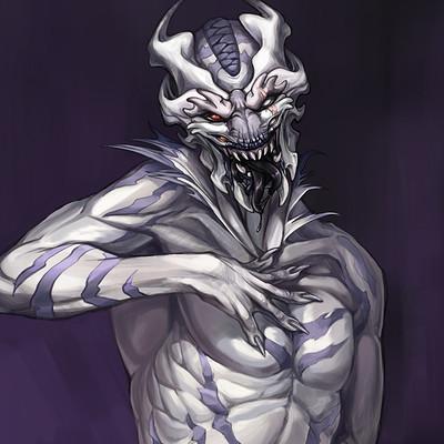 Lurelins art white