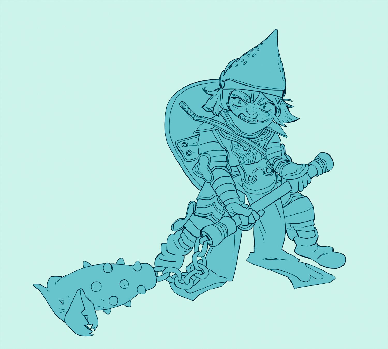 Iris muddy a knightlady3