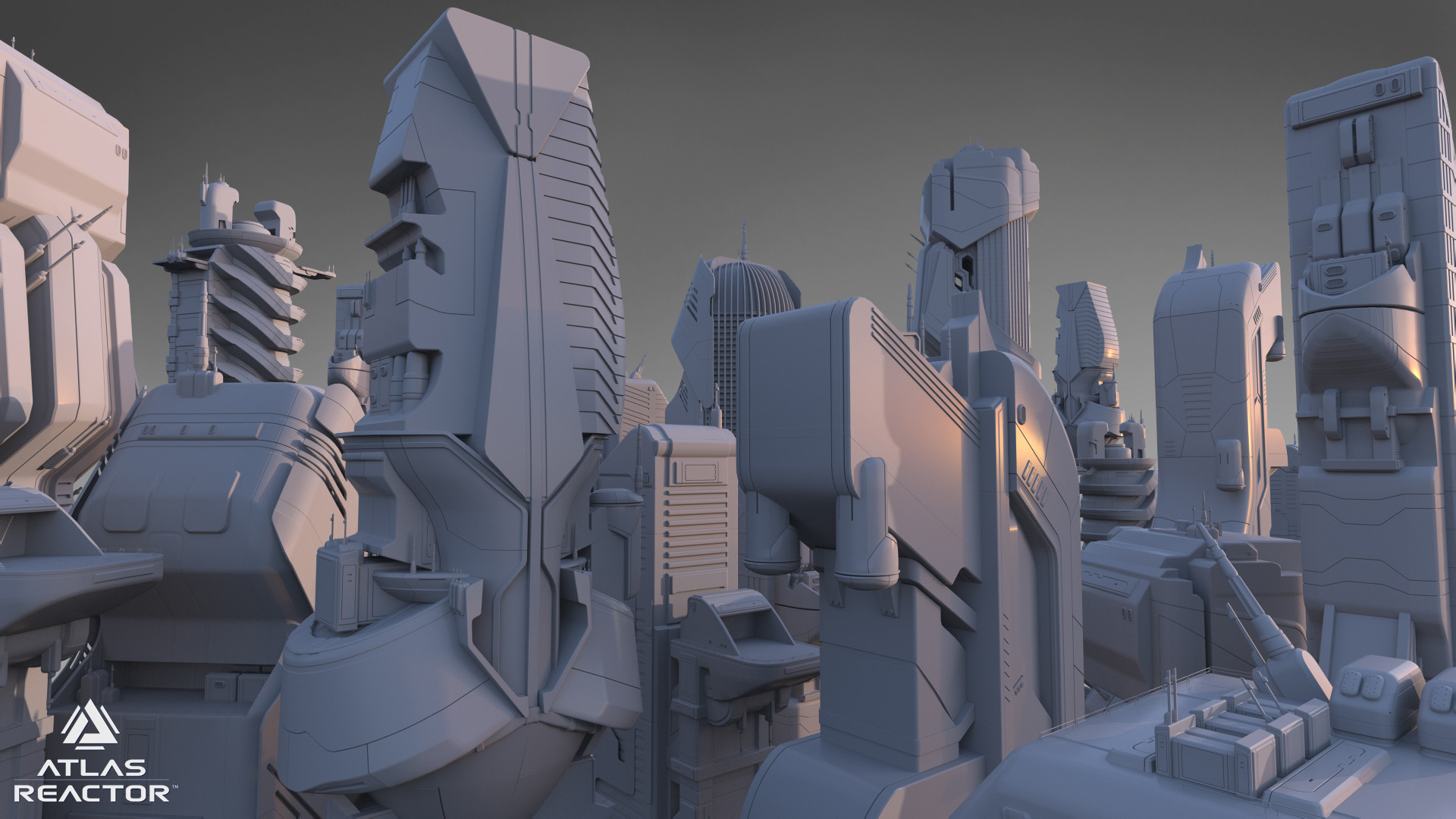 Kris kaufman megacity all buildings 001