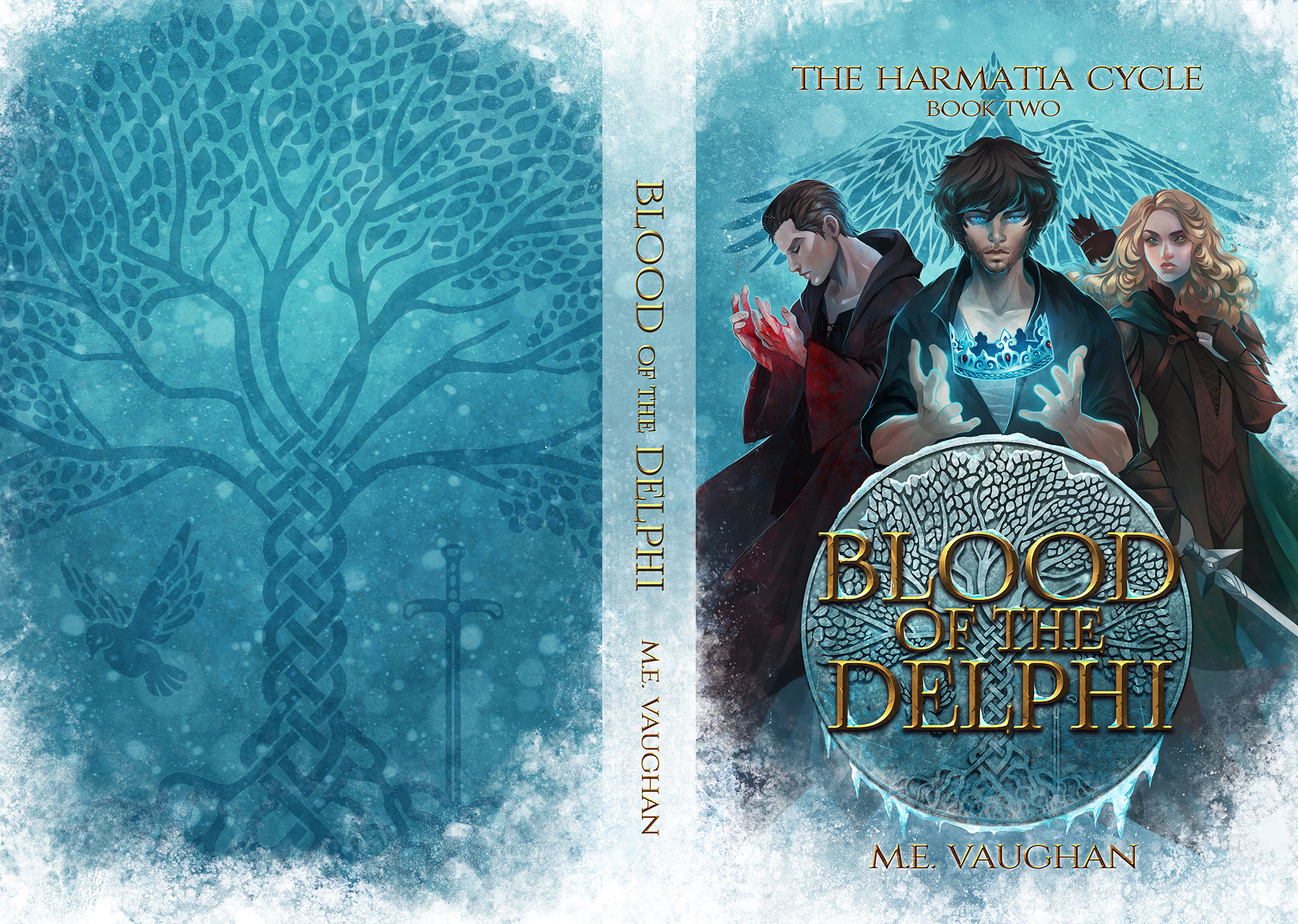 Stef tastan blood of the delphi full edited new text