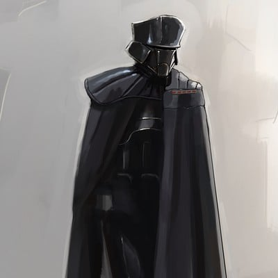 Imperial Inspector Concept
