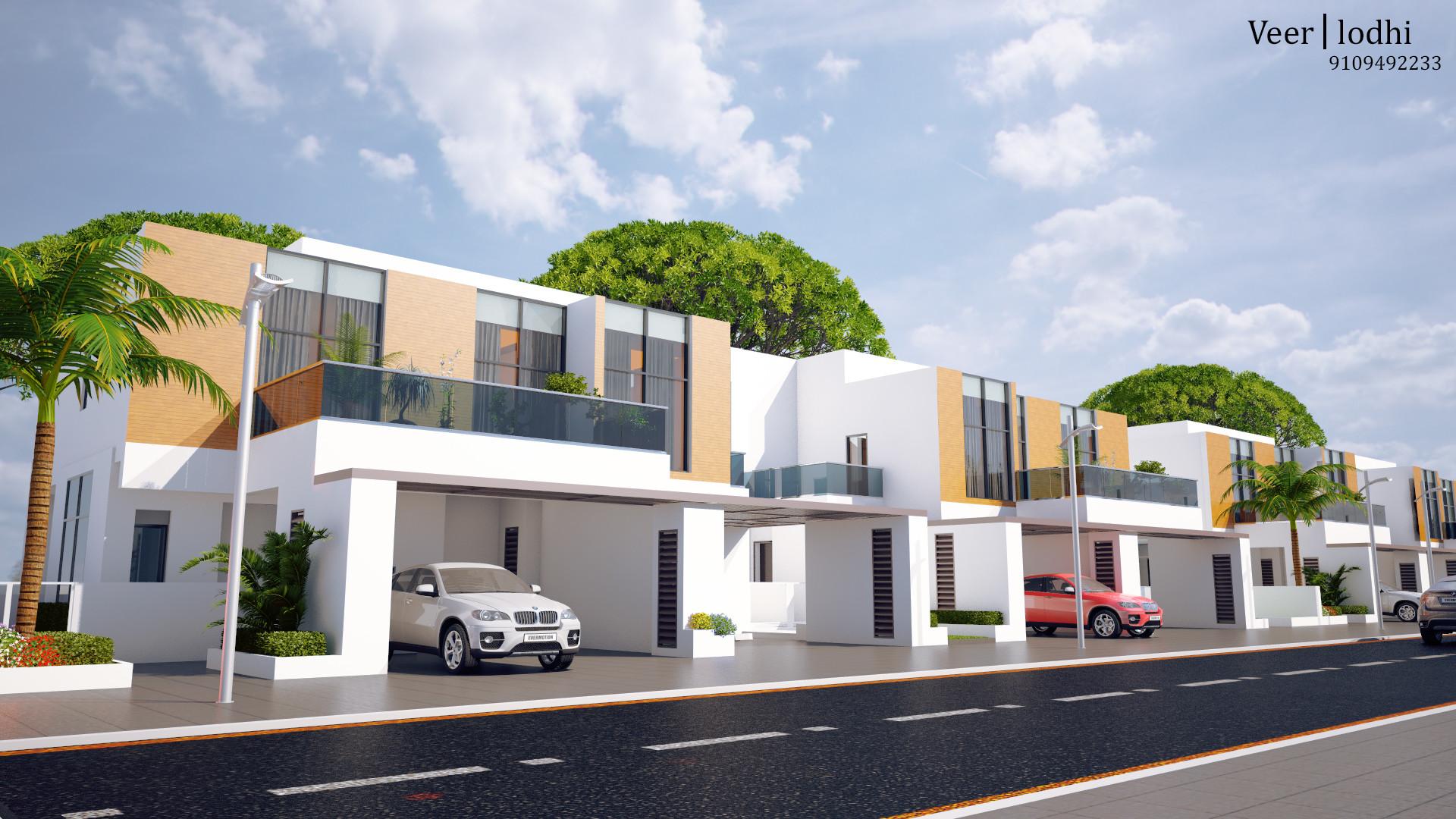 Artstation 3d Photorealistic Rendering 3d Architectural Walkthrough 3d Interior Designing Veer Lodhi