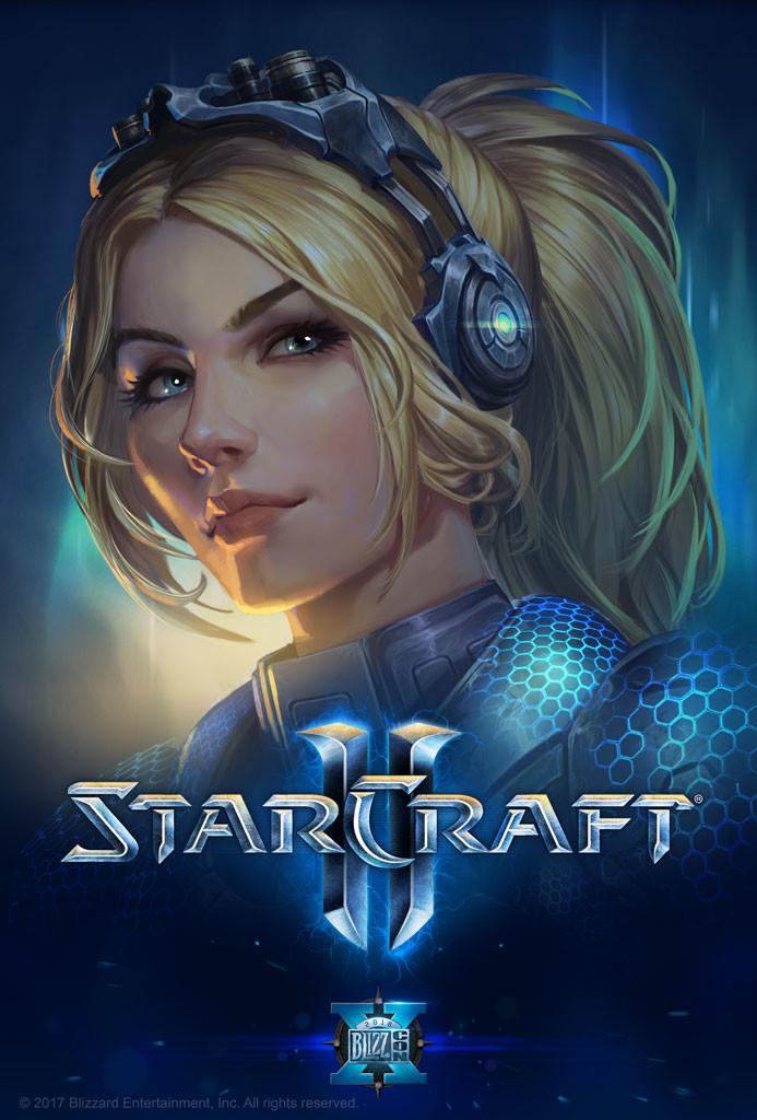 Will murai blizzcon2016 starcraft nova credit