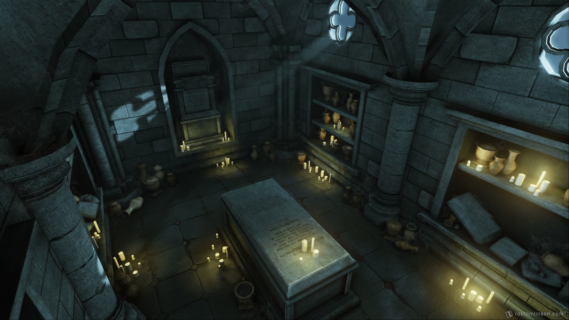 Rob tomlinson mausoleum 2