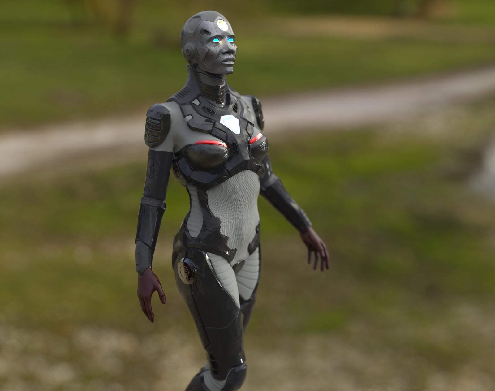 Robo Auntie