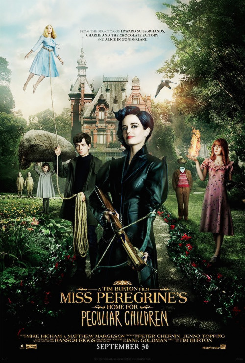 Stavros fylladitis miss peregrine s home for peculiar children2016