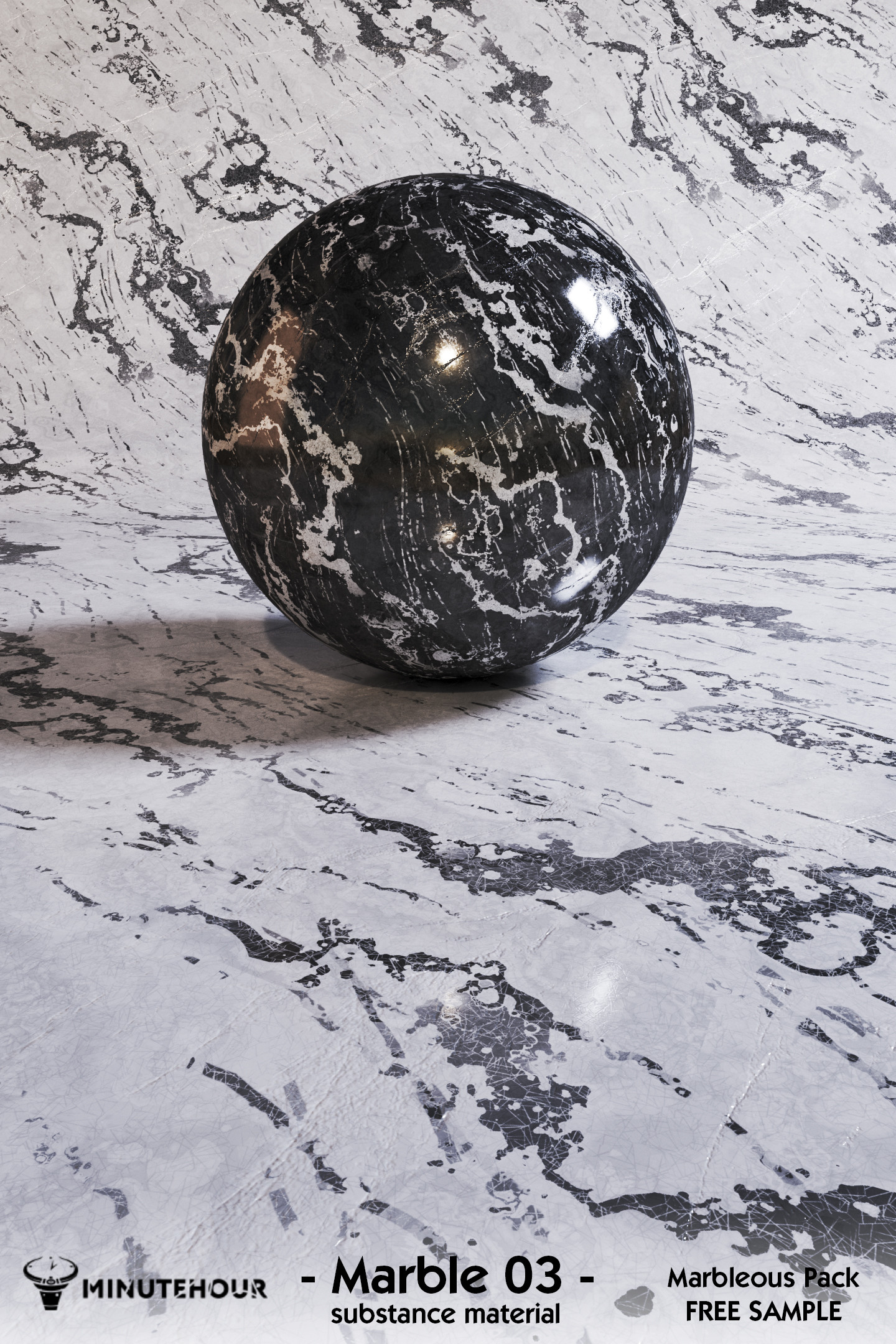 Artstation Marble Substance Texture Dane Vrane