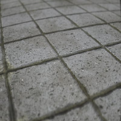 Stevans robert concretetile render