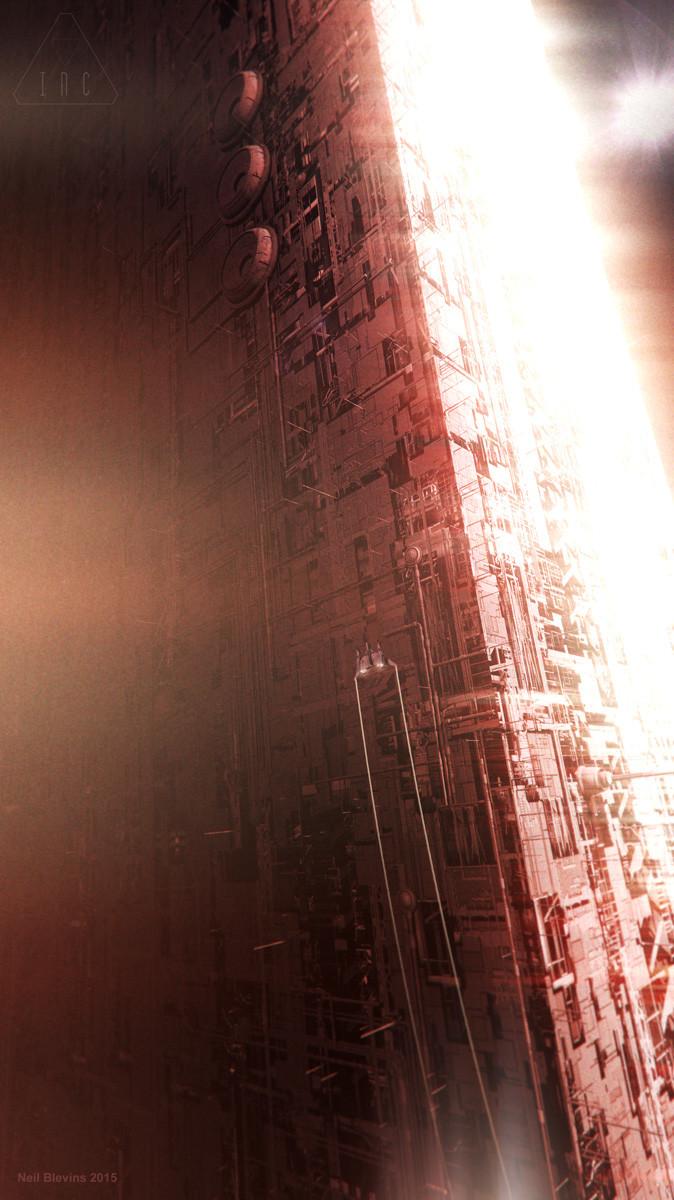 Neil blevins inc aliens warp gate 2