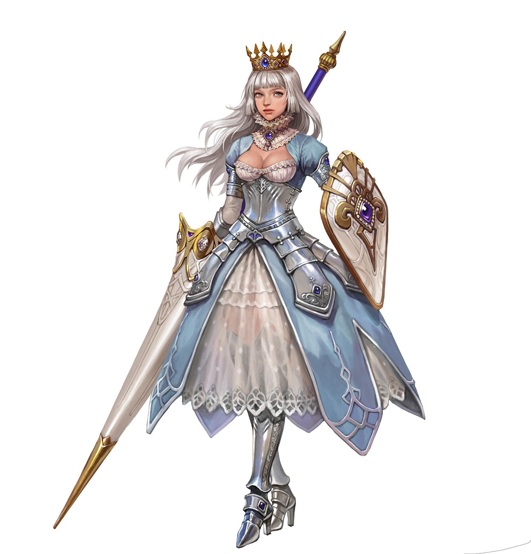 yesun jung princess knight