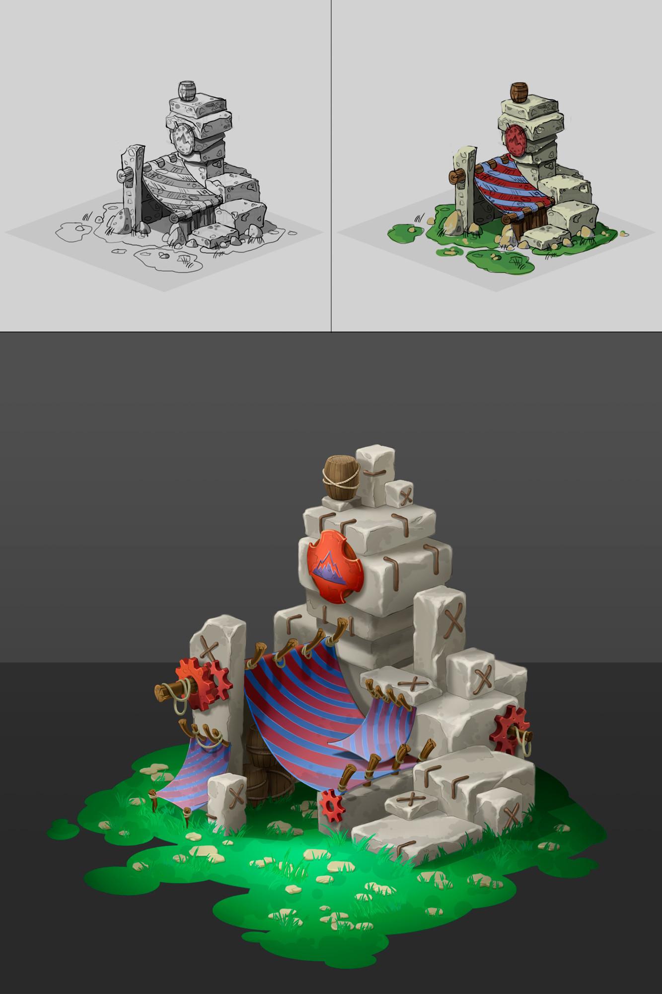 Maria klymenko watchtower dwarf level1