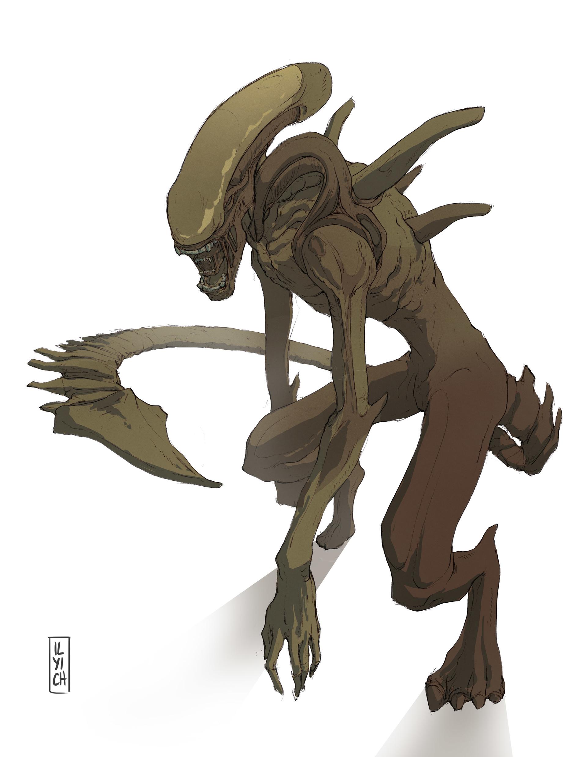 Pablo ilyich alien 2