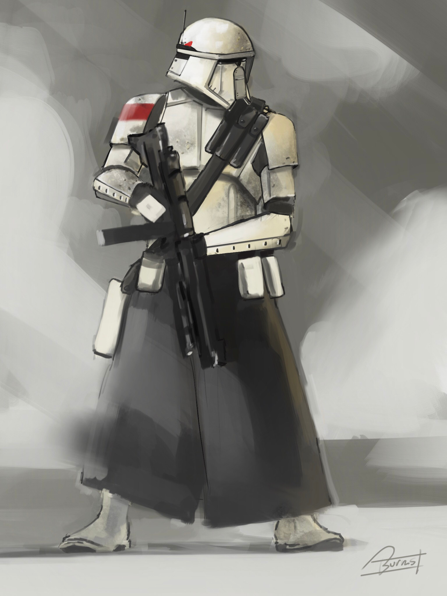 Special Security trooper