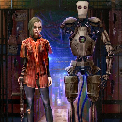 Filipe ferreira girl robot concept final
