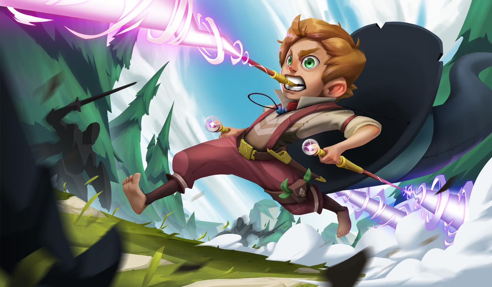 Art War 2d Character Asa