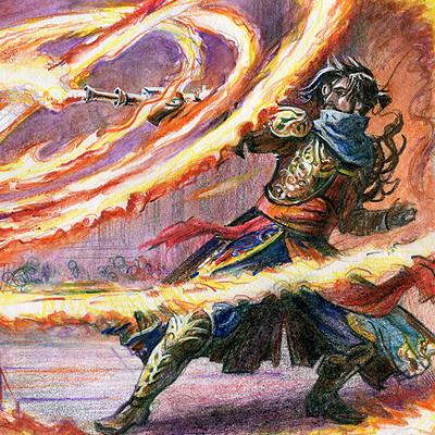 Resultado de imagen de Reckless Fireweaver