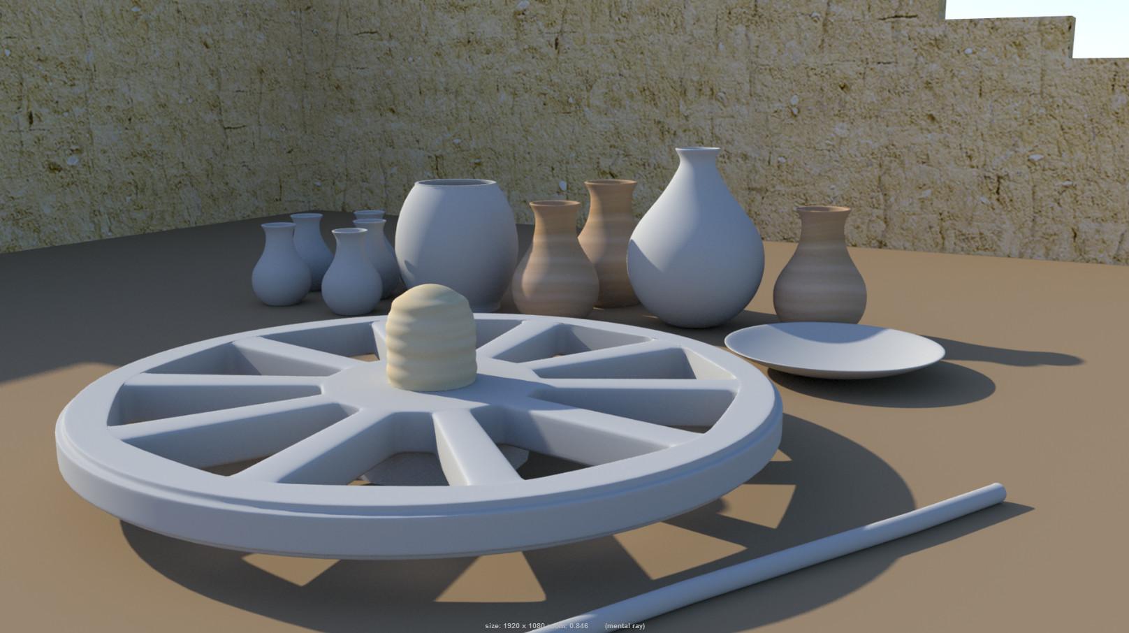 Rajesh sawant potters wheel
