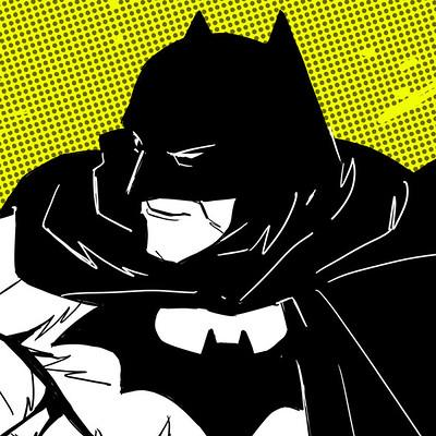 Geraldo borges batman dark