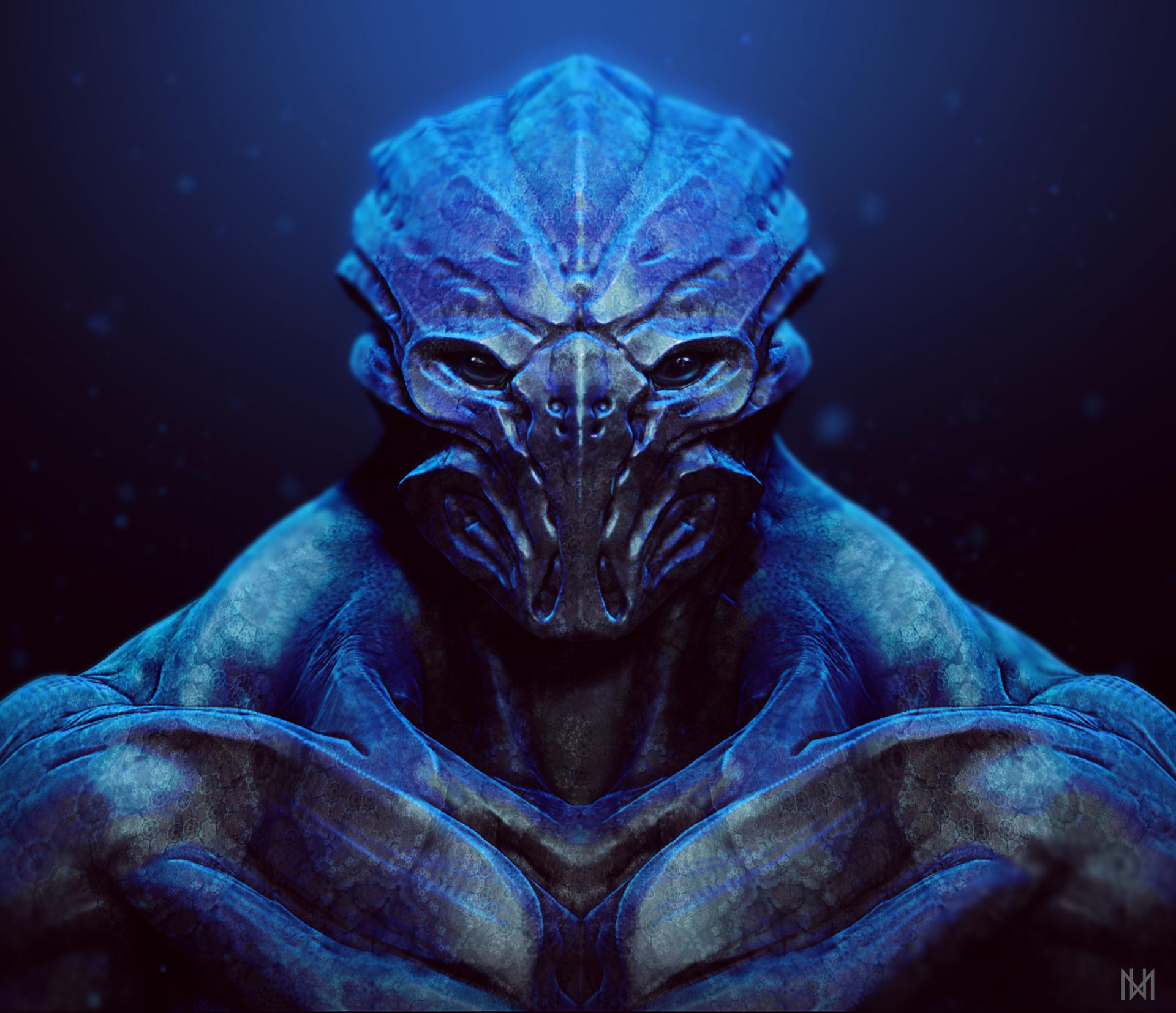 Nagy norbert alien render